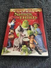 Shrek the Third (DVD, 2007, Full Screen Version - Checkpoint)