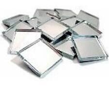 20x20mm Mirror Glass Mosaic Tiles 3mm thick - 100 Tiles