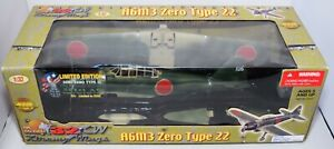 ULTIMATE SOLDIER 13310 A6M3 ZERO TYPE 22 HIROYOSHI NISHIZAWA 251ST AG 1:32 SCALE