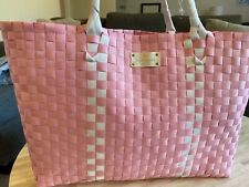 Kate Spade New York Pink beach/shopping/ tote bag in excellent used condition