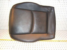 Mercedes 04 W203 C Sport 4D Front Driver seat LEATHER CHRARCOAL Cushion 1 Cover