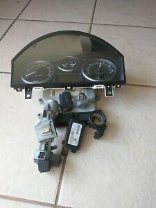 LAND ROVER LR3 4.4L V8 ECM IMMO ANTI THEFT ECU DOOR LOCK KEY CLUSTER 05 07  SET