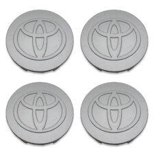 SET OF 4 - 01-05 Toyota Rav4 Corolla Solara  42603-YY040 Wheel Hubcap Center Cap