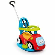 c523826295 Smoby 4-in-1 Baby Toddler Ride-on Car Toy Rocker Maestro Balade