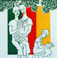 L ECOLE SOUS L ARBRE   Yt 379 CAMEROUN   FDC Enveloppe Lettre Premier jour