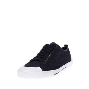 RRP €135 CALVIN KLEIN MOD CK LOGO 3D Jacquard Sneakers EU45 UK11 US12 Two Tone