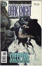 fumetto DC BATMAN LEGGENDS OF THE DARK KNIGHT AMERICANO NUMERO 77