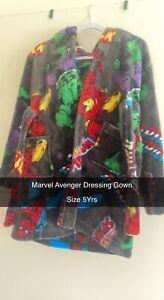 Kids Marvel Dressing Gown