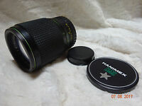 Hanimex HMC Automatic MC 1:2.8 f=135mm Lens  screw m42 adapt digital