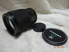 Hanimex HMC Automatic MC 1:2.8 f=135mm Lens  screw m42 adapt digital