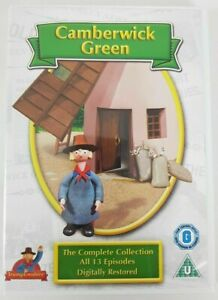 Camberwick Green The Complete Collection (DVD) - Region Free