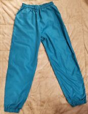 REI Womens Size 12 Blue Polyester Hiking Pants Trail Outdoors
