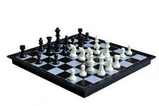 """10"""" Magnetic Travel Chess & Checkers Set"""