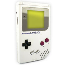 Gameboy Classic Consola Azul Gris Amarillo Verde Rojo Negro TRANSPARENTE + juego