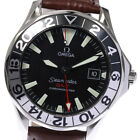 OMEGA Seamaster300M 2234.50 GMT black Dial Automatic Men's Watch_639229