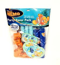 Disney – Finding Nemo Birthday Party Favors Pack (48-Piece Set)