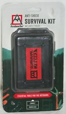 Avalanche Anti-Shock Survival Kit X #3  includes 7 Pieces Tools in Compact Case