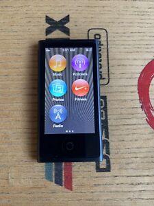 Apple iPod Nano 7th generation (16GB) Model A1446 - Black
