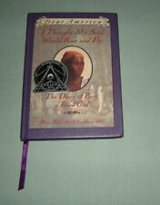 BOOK HC Dear America - Soul Would Rise and Fly - Patsy a Freed Girl 1865