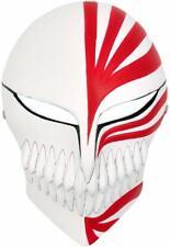 Bleach Ichigo Hollow Resin Mask Cosplay Halloween Roleplay Fancy Dress
