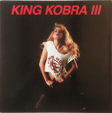 King Kobra – King Kobra III CD NEW