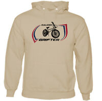 Grifter as Worn By Marc Bolan T-Rex Hoodie Raleigh Bike Bicycle Chopper Cycle