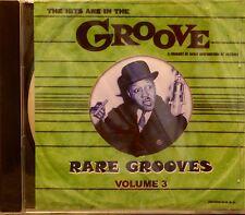 RARE GROOVES - Volume #3 - 24 VA Tracks