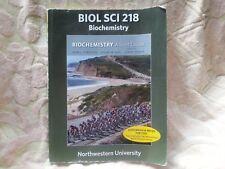 BIOCHEMISTRY: A SHORT COURSE (TYMOCZKO ET AL) 2013 NORTHWESTERN UNIV EDITION