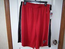 Atlanta Falcons Red Shorts  Mens XL  New with Tags FREE SHIPPING