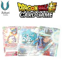 Dragon Ball Super TCG - Set 3 Cross Worlds Individual Single Cards