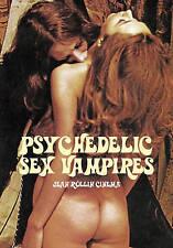 Psychedelic Sex Vampires. Jean Rollin Cinema (Paperback book, 2012)