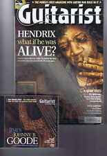JIMI HENDRIX 	Guitarist + CD	 	 	September	2000