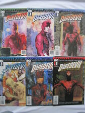 "DAREDEVIL 20 - 25 :""PLAYING TO THE CAMERA"" COMPLETE 6 PT STORY by GALE, WINSLADE"