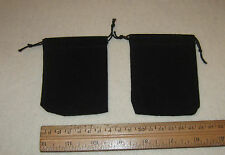 2x Dice Bag / Pouch, 7x9cm