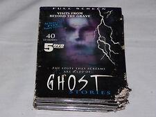 Ghost Stories (DVD, 2004, 5-Disc Set)