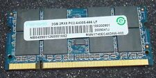Ramaxel 2GB DDR2 800MHz PC2-6400S Laptop Memory - 1 Stick - Tested