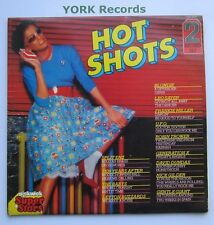 HOT SHOTS - Various - Excellent Condition Double LP Record Pickwick SSD 8031