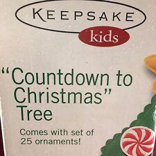 Replacement Ornament urChoice Hallmark Kids Keepsake Countdown to Christmas Tree