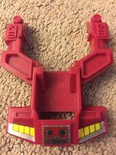 Computron Scattershot Chest Shield G1 Transformers 1987 Hasbro Action Figure