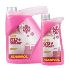 6L Coolant Antifreeze G12+ RED Ready Mixed   German Hi Spec