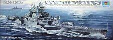 Trumpeter 1/700 Battleship Richelieu 1943   #5750 #05750 *New*Sealed*