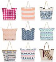 Martildo Ladies Canvas Summer Beach Large Tote Bag Shopping Shoulder Handbag