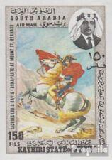 Aden - Kathiri Toestand 223B (compleet Editie) postfris MNH 1968 Napoleon