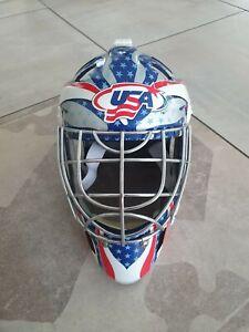 Franklin Torwart Maske  Street/Eishockey USA Design Senior