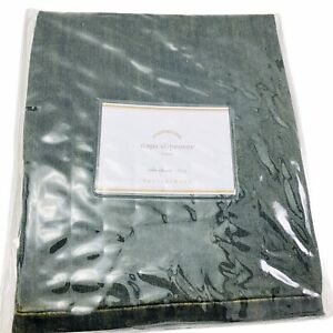Pottery Barn NAPA Side Chair Slipcover 100% Cotton NEW