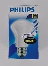 Philips Krypton 100W Brilliant white weiss Glühbirne Leuchtmittel  Glühlampe E60