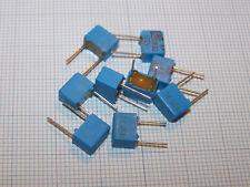 10 pezzi Condensatore Poliestere 1,5nF 100V 10%  ERO ROEDERSTEIN KP1830