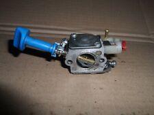 Carburateur ZAMA d'origine etat de marche pour debroussailleuse HUSQVARNA 343 FR
