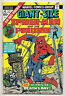 GIANT-SIZE SPIDER-MAN #4 VF 1975 - 3RD PUNISHER, 1ST MOSES MAGNUM