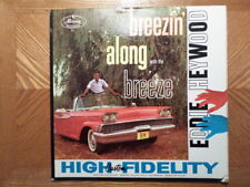 MERCURY DG MONO LP RECORD 20445/ EDDIE HEYWOOD/BREEZIN ALONG WITH THE BREEZE/VG+